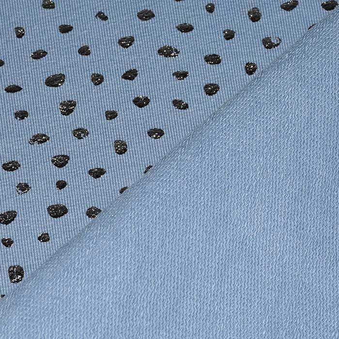Prevešanka, pikice, 23819-09, svetlo modra