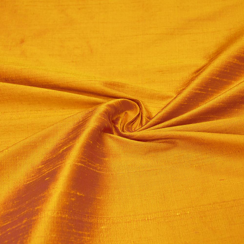 Svila, šantung 009_12011 rumena