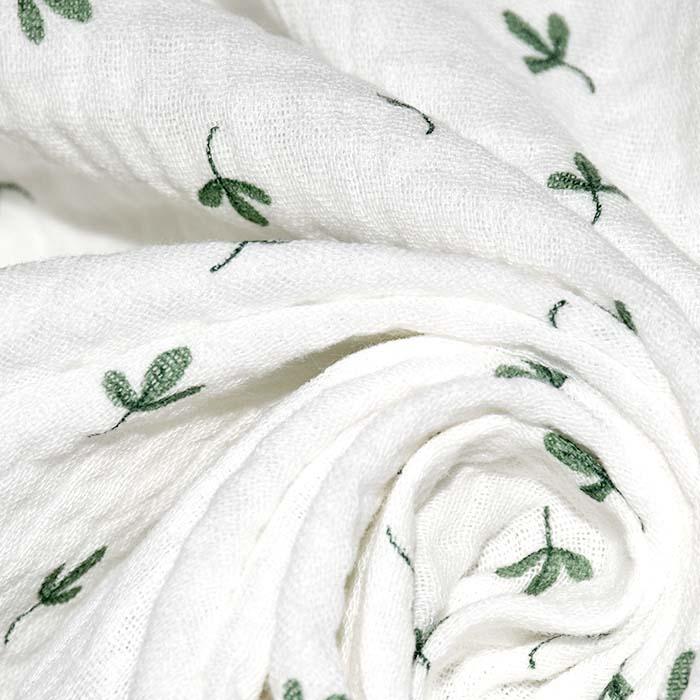 Tetra tkanina, dvojna, narava, 23892-001, bela