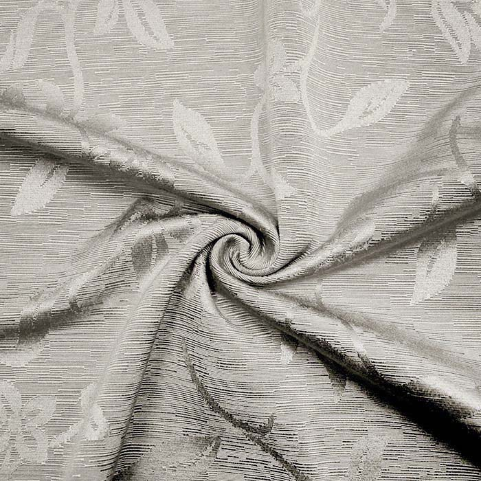 Otoman, žakard, 4146-143, sivobež