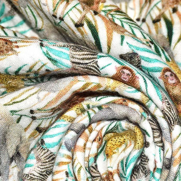Tetra tkanina, dvojna, živalski, 25090