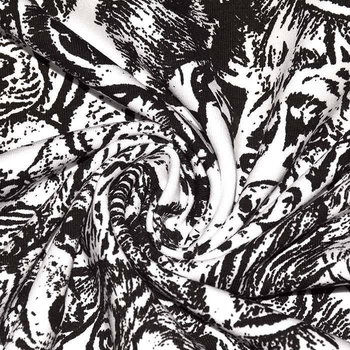 Jersey, bombaž, živalski, 25201-22