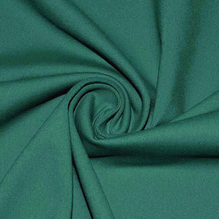 Poliamid, elastan, mat, 18739-15, zelena