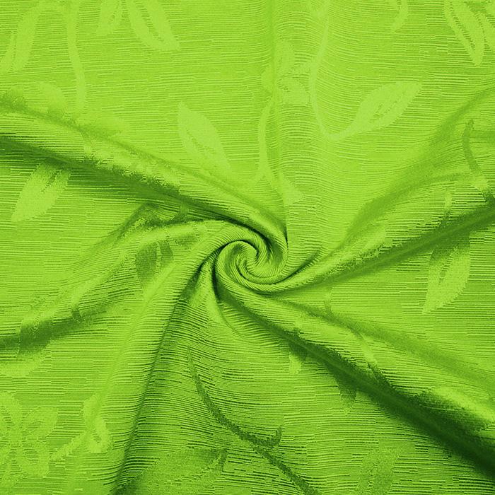 Otoman, žakard, 4146-111 svetlo zelena