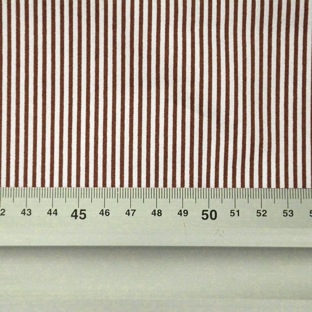 Bombaž, poplin, črte, 10059-258