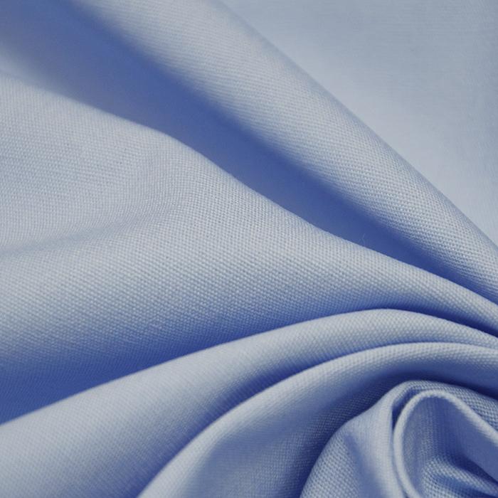 Bombaž, platno 180g, 13025-02, svetlo modra