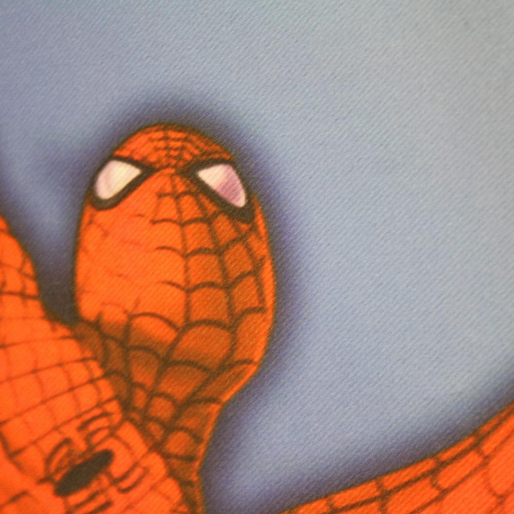 Zavesa, black-out, 5282-27, Spider-man