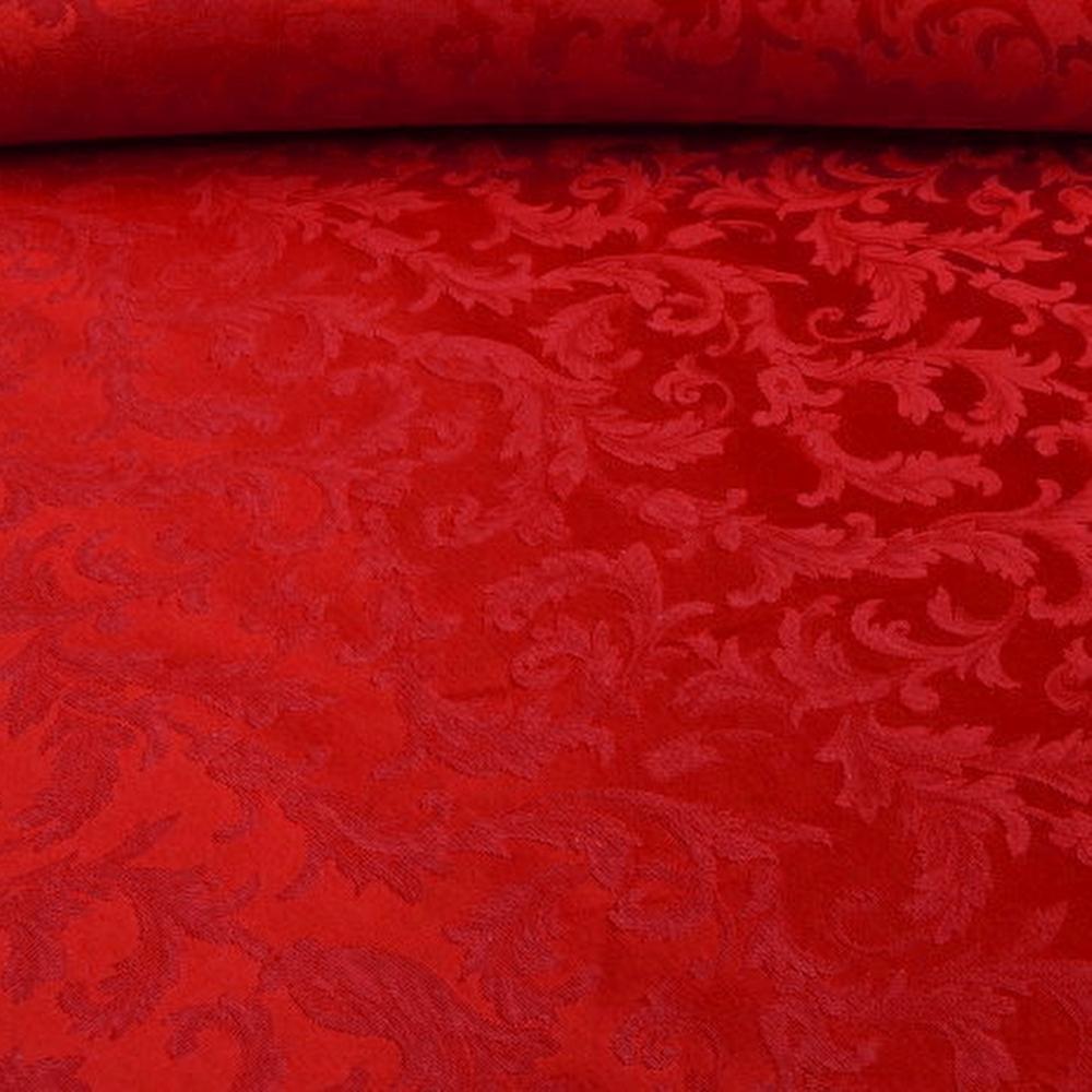 Damast, Vanessa, 13140-12, crvena