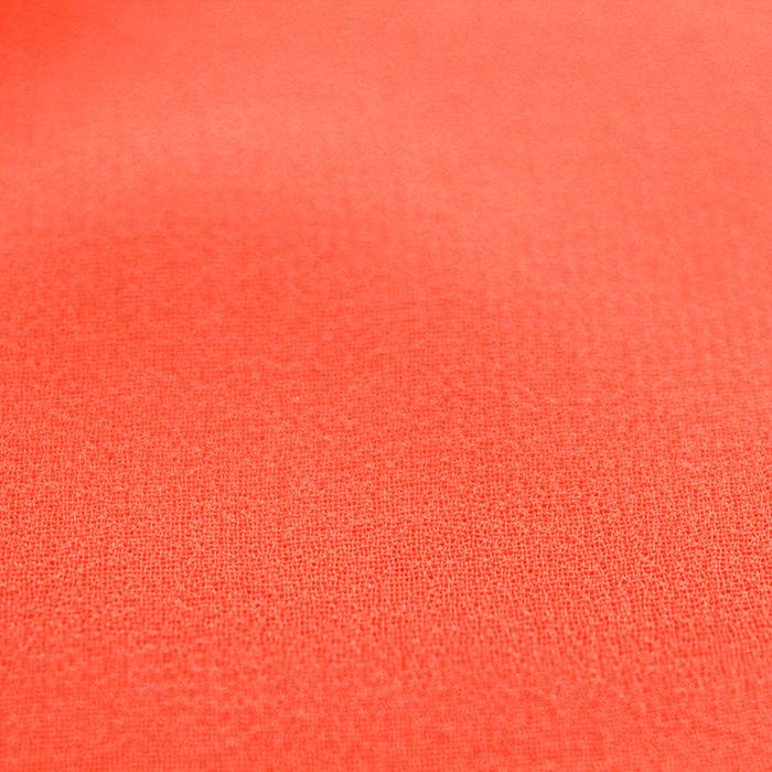 Šifon, poliester, 4143-21, fluorescentno oranžna