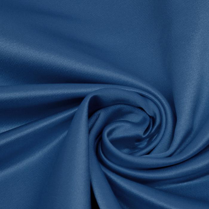 Damast saten, Minerva 013_13141-24 tamno plava