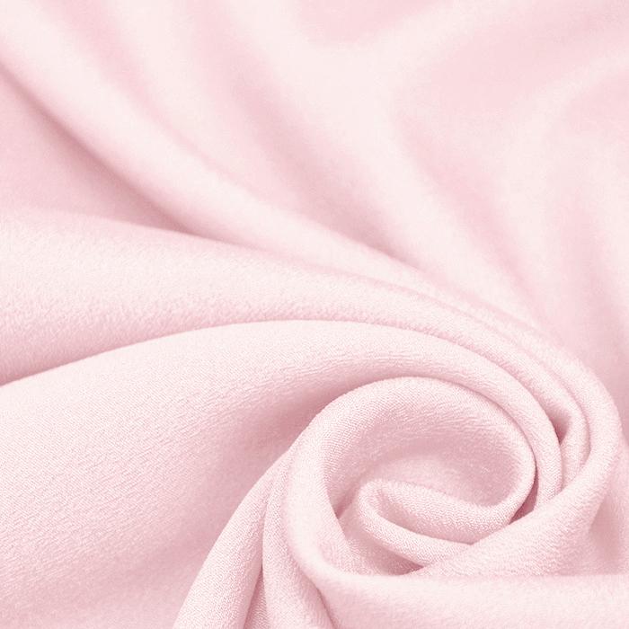 Šifon krep poliester, 13176-32 svetlo roza