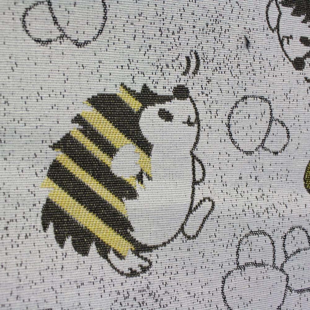 Deko žakard, ježki, 13179-80