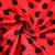 Satin, polyester, dots, 13924-01 - Bema Fabrics
