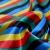 Satin, polyester, stripes, 4841-2 - Bema Fabrics