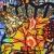 Jersey, viscose, stained glass, 15562-015 - Bema Fabrics