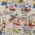 Deco jacquard, owls, 15731 - Bema Fabrics
