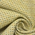 Deco fabric Queen, diamond, 16107-804, yellow - Bema Fabrics