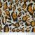 Knit, thin, viscose, 16343-01, animals - Bema Fabrics