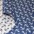 Deco jacquard, marine, 16743-1 - Bema Fabrics