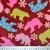 Velours, Coral, beidseitig, für Kinder, 17383-03 - Bema Stoffe