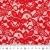 Spitze, elastisch, floral, 20083-015, rot - Bema Stoffe