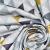 Pamuk, popelin, geometrijski, 20196-1, bijela - Svijet metraže