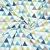 Pamuk, popelin, geometrijski, 20196-2, bijela - Svijet metraže