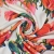 Gewebe, Mikrosatin, floral, 20396-001 - Bema Stoffe