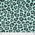 Jersey, Baumwolle, tierisch,  20599-10, mintgrün - Bema Stoffe