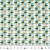 Baumwolle, Popeline, geometrisch, 20841-1, grün - Bema Stoffe
