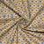 Baumwolle, Popeline, geometrisch, 20812-2, gelb - Bema Stoffe