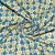 Pamuk, popelin, točke, 20820-2, plavo-žuta - Svijet metraže