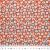 Baumwolle, Popeline, Kreise, 20856-3, rot - Bema Stoffe