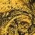 Wirkware, Piqué, Schlange, 21107-570, gelb - Bema Stoffe