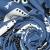 Jersey, Baumwolle, für Kinder 21201-80358, blau - Bema Stoffe