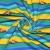 Jersey, Baumwolle, Streifen, 21206-63218, gelb - Bema Stoffe
