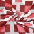 Dekostoff, Jacquard, geometrisch, 21311-22, rot - Bema Stoffe