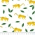 Jersey, Baumwolle, Tiere, 21401-150, weiß - Bema Stoffe