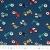 Jersey, Baumwolle, für Kinder, 21431-20, dunkelblau - Bema Stoffe