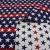 Deco jacquard, stars, 12646-01 - Bema Fabrics