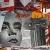 Dekostoff, Druck, Zeitschrift, Collage, 13321-01 - Bema Stoffe
