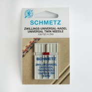 Machine needles, universal double 4-90, 13425
