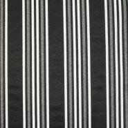 Deco jacquard, stripes, 13244-4 - Bema Fabrics