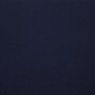 Tricot material, 13710-6, dark blue