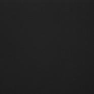 Sweatshirtstoff, flauschig, 13710-7, schwarz