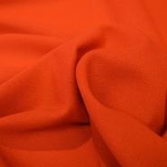 Žoržet, volnena tkanina za kostime 004_13720-15 oranžna