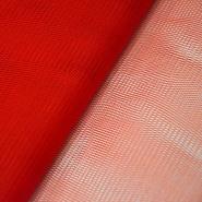 Tüll, klassisch, 13380-6, rot