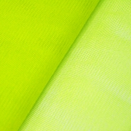 Tulle, classic, 13380-14, fluo yellow