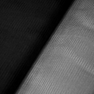 Tüll, klassisch, 13380-19, schwarz