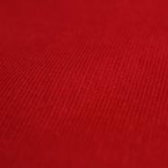 Žamet, bombažni, 13735-015, rdeča